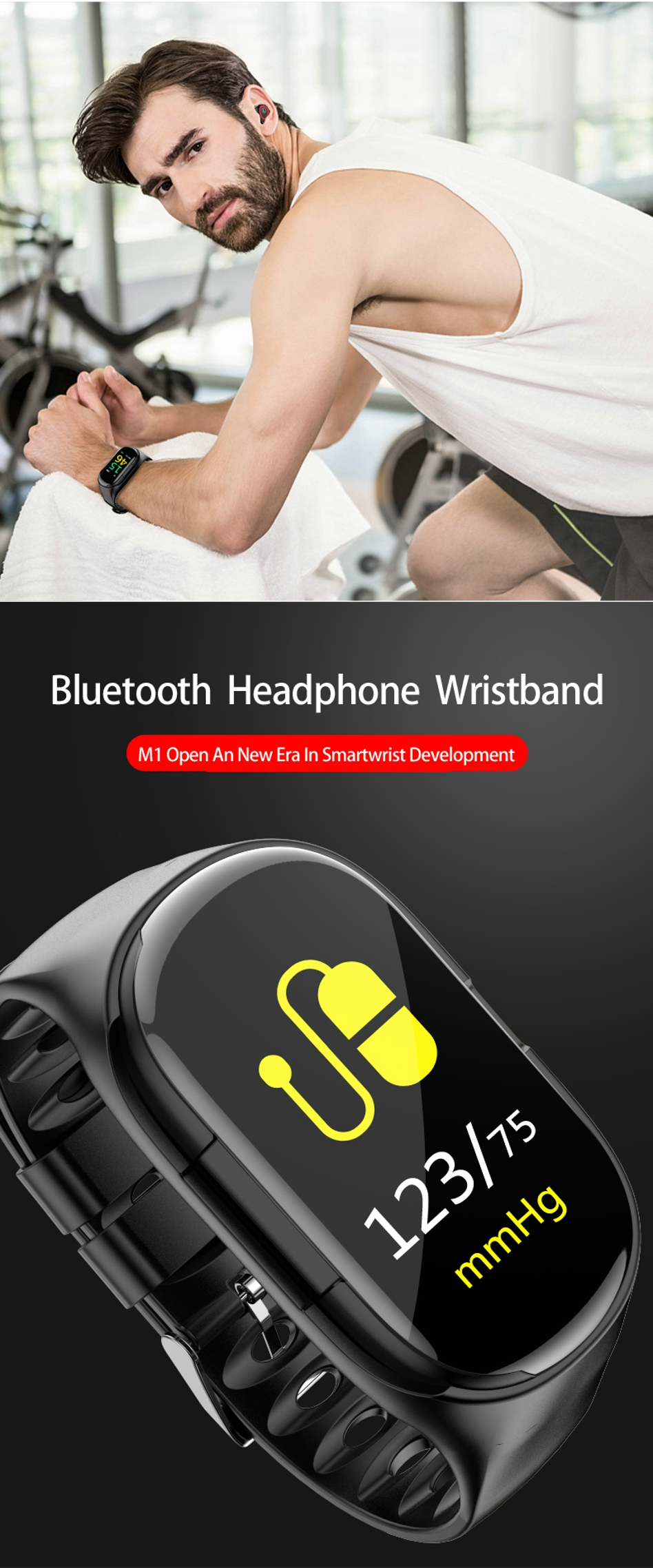 The best smart band