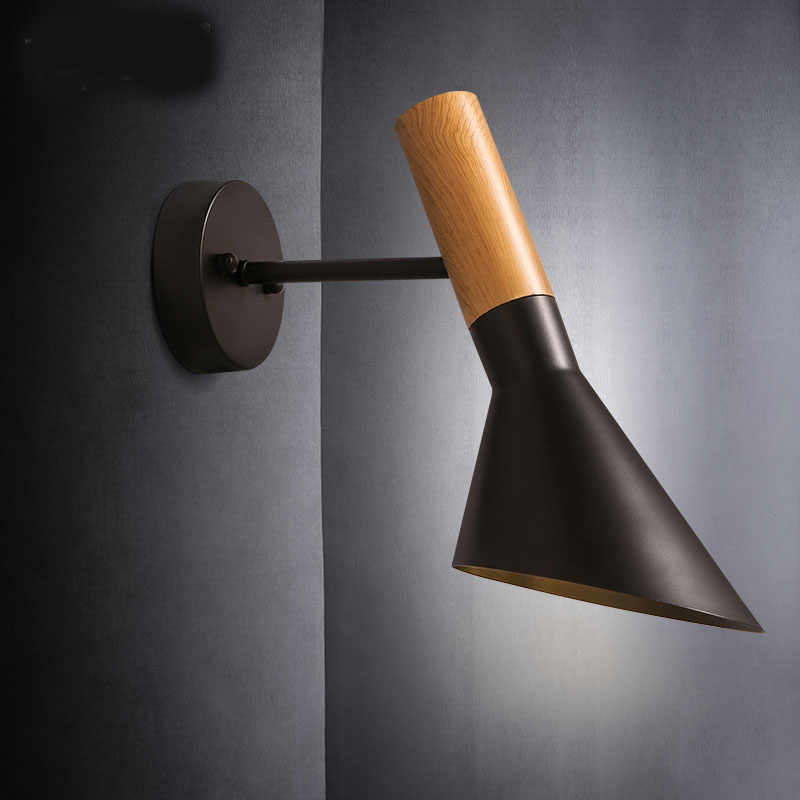 Replica AJ wall Lamp Folding Iron Classic bedside wall Light Modern led Sconce lighting E27