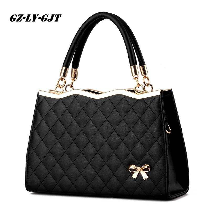 GZ LY GJT 6 Color Women Messenger Bags Casual Tote Femme Luxury Handbags Women Bag Designer