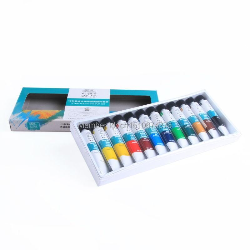 Forró eladó 12 szín Nail Art tippek festék cső pigment felhívni - Köröm művészet - Fénykép 3