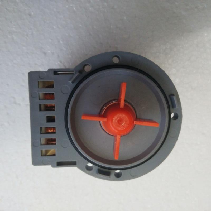 washing machine parts drain pump motor 30W WF-C863/C963/R1053/R853 220v 110v washing machine parts drain pump valve psb 1 17l min 35w