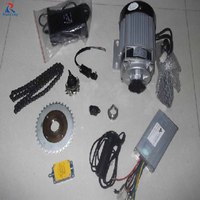 48V750W 1418ZXF Low Speed Brushless Motor Motor Tricycle Kit Electric Trike Enging Conversion Kit