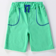 Cotton Kids Clothing Summer Shorts Solid Color Comfortable Fashion Children Boys Clothing pants mimiwinga Brand 6036
