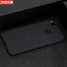 Купить с кэшбэком ZHSHUM Case for Xiaomi Mi A1 Case Xiaomi Mi 5X MiA1 Mi5X Phone Cases Luxury Hard Plastic Back Cover for Xiaomi A1 5X Coque Funda