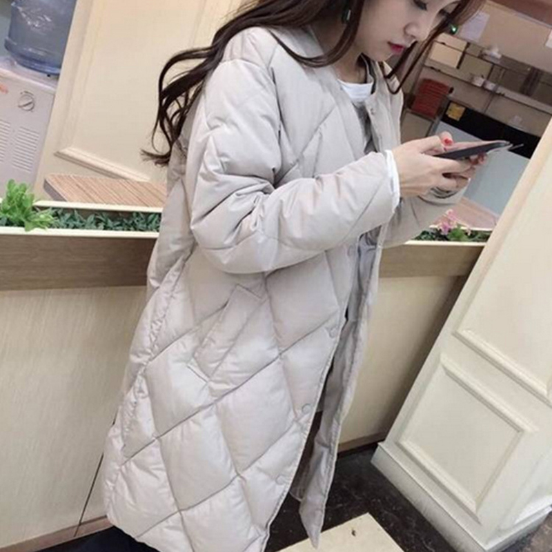 Autumn and winter new models in the long down jacket female students loose large size Korean version of thick cotton purnima sareen sundeep kumar and rakesh singh molecular and pathological characterization of slow rusting in wheat