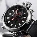 Новые часы MEGIR от ведущего бренда, роскошные мужские цифровые светодиодный кварцевые часы, мужские многофункциональные водонепроницаемые ...