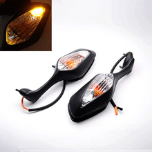 цены For Honda CBR CBR1000RR 2008-2013 VFR1200 2010-2012 Motorcycle LED Turn Signal Integrated Side Rearview Mirrors