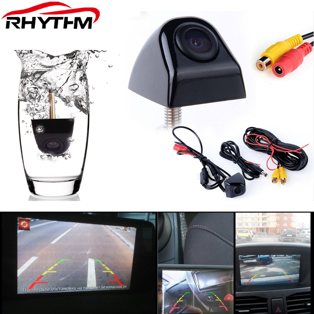 Car Vehicle Rear View Camera Back Up IR Camera Night Vision Waterproof Car Rear View Camera Reverse Paking For Universal