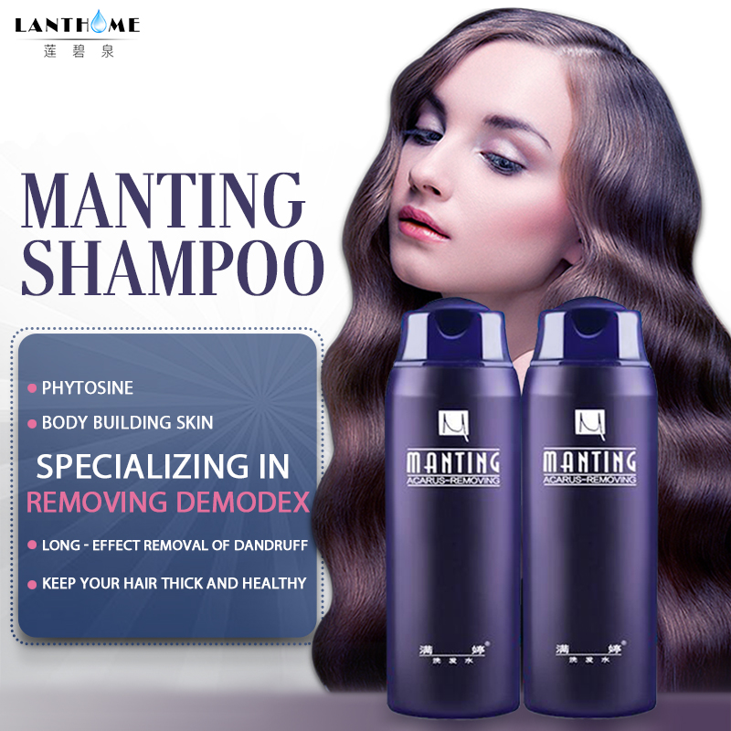 Manting Chinese Herbal Medicine Anti Dandruff Itching Shampoo Balancing Oil Control Nourishing Shampoo Professional Hair Care цена 2017