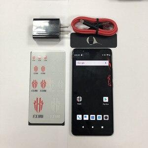 Image 4 - ZTE nubia teléfono inteligente Magic Mars, teléfono móvil Original con 6GB RAM de 6,0 pulgadas, 64GB ROM, procesador Snapdragon 845, Octa core, cámara frontal de 16.0MP, cámara trasera de 8.0mp