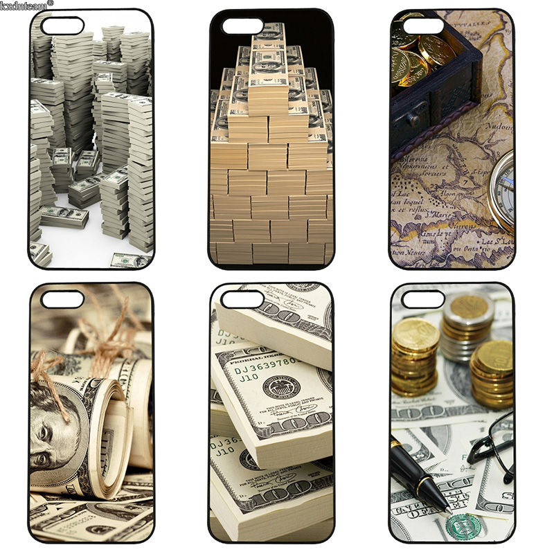 Currency Money Logo Amazing New Arrival Phone Case Hard Cover for iphone 8 7 6 6S Plus X 5S 5C 5 SE 4 4S iPod Touch 4 5 6 Shell