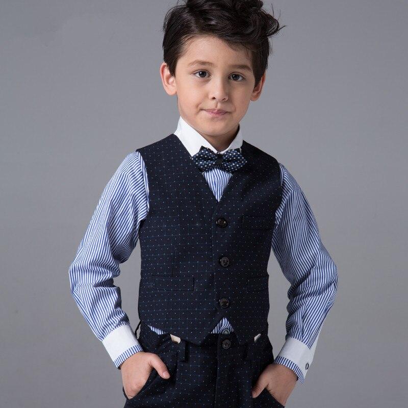 tienda online nueva moda para nios bebs blazers adapte chaleco traje para bodas formal azul del invierno del otoo actuaciones de piano juego del