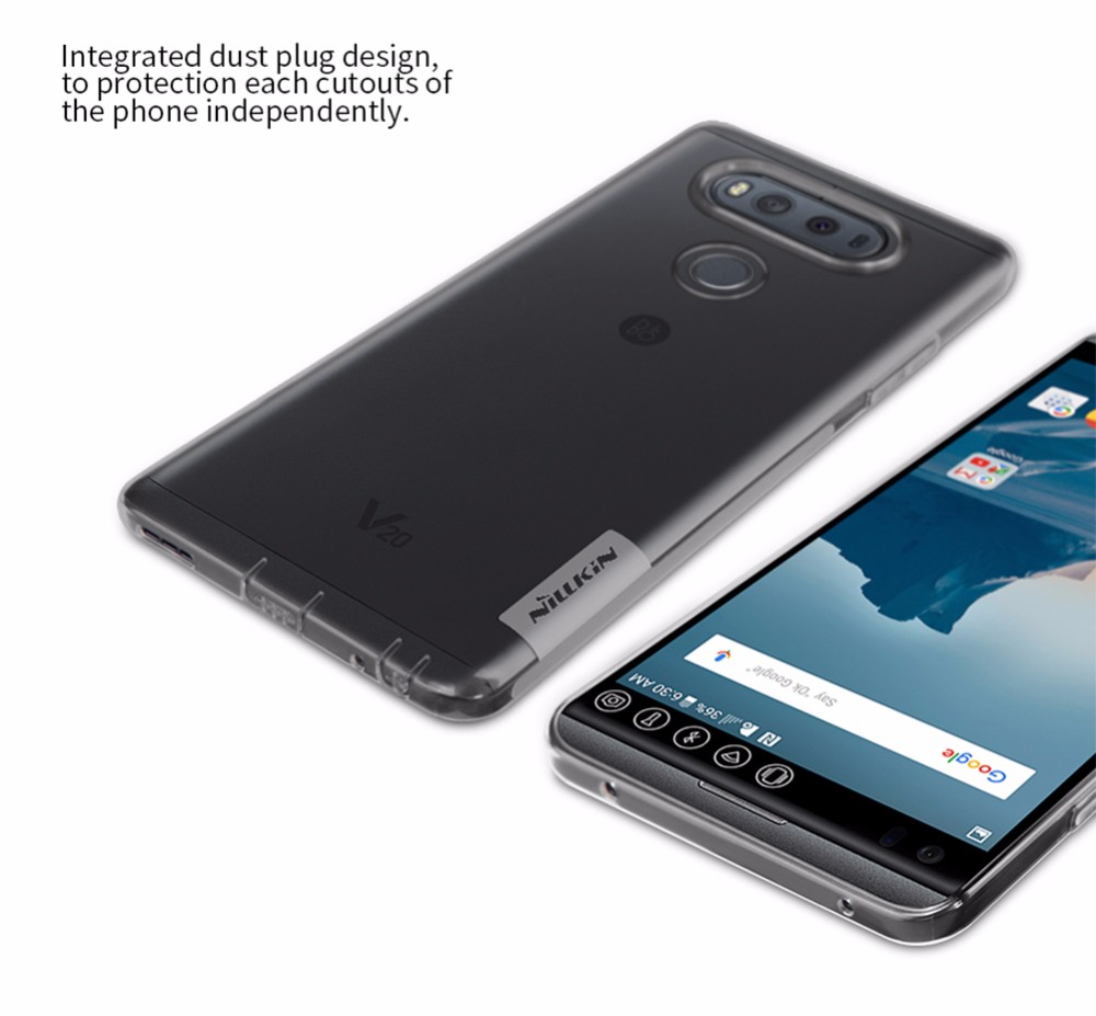 Nillkin Tpu Case For Lg V20 Silicon Clear Back Cover Silikon Soft Nature Ultrathin 06mm Original Getsubject Aeproduct