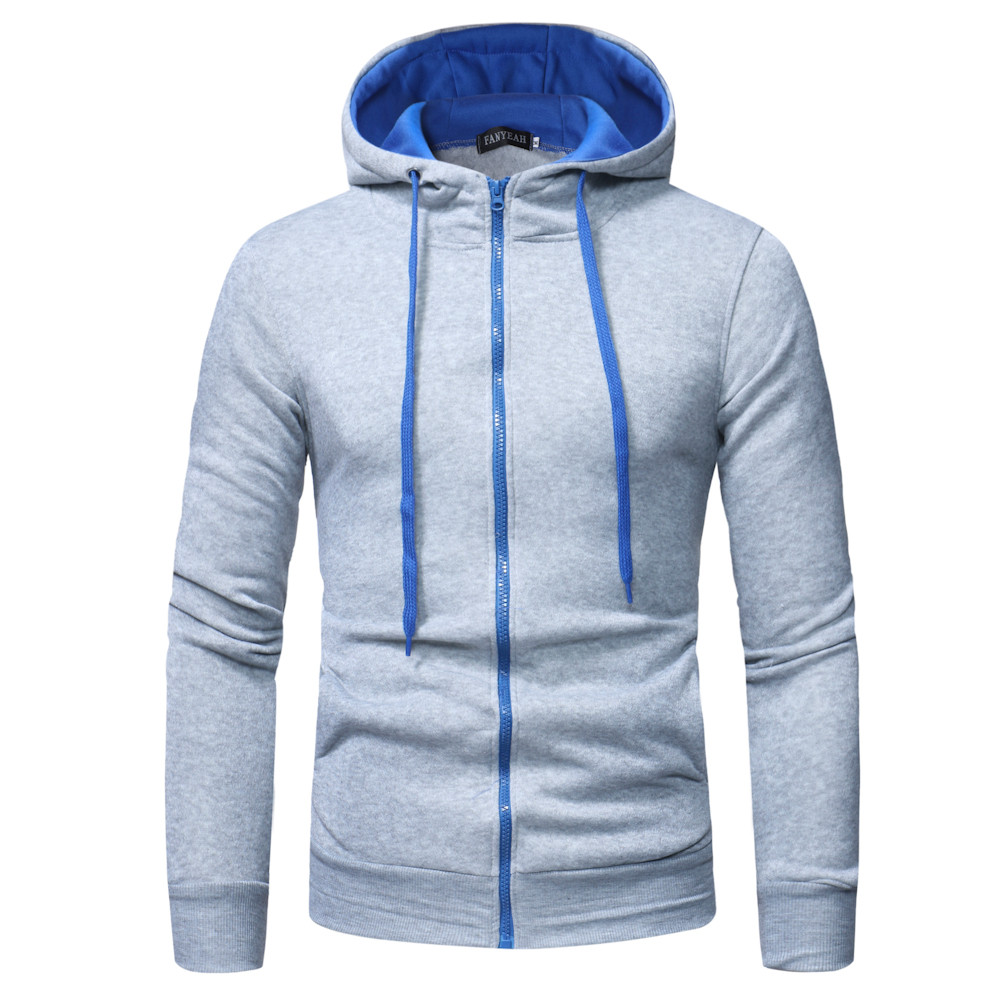 Mens' Long Sleeve Hoodie Sweatshirt male autumn winter warm Pullover Hoodies Sweat a capuche homme for men moletom masculino