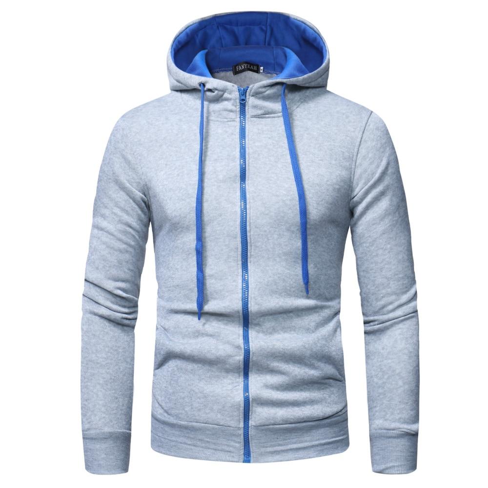 Mens' Long Sleeve Hoodie Sweatshirt male autumn winter warm Pullover Hoodies Sweat a capuche homme for men moletom masculino