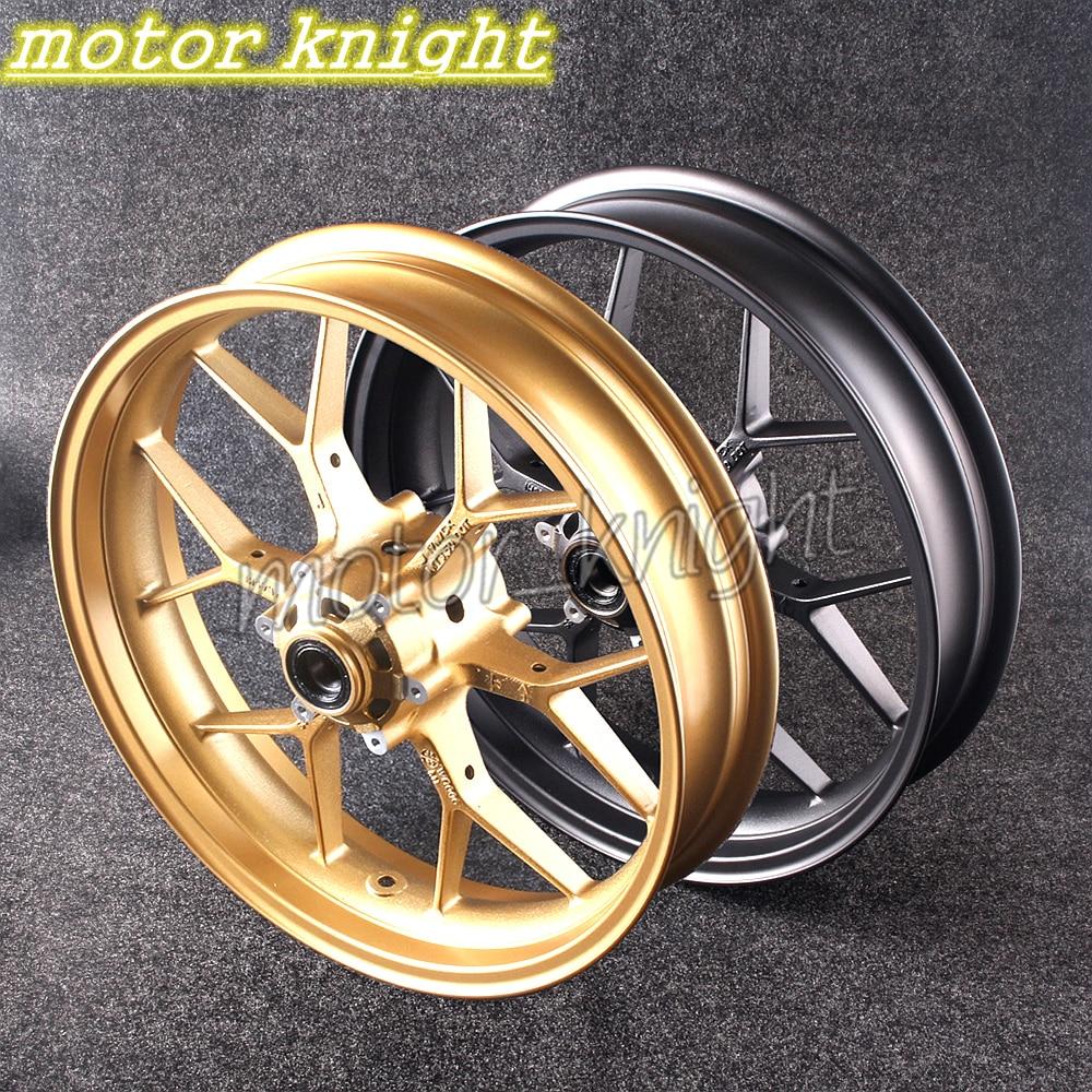 Обод переднего колеса из алюминиевого сплава для Honda CBR 1000 RR 2012 2013 2014 Высокое качество CBR1000RR