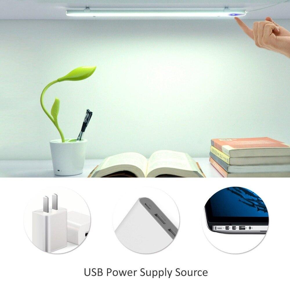 Luzes Led Bar decoração led luz de armário/armário/cozinha Características : Touch Switch Led Bar Light