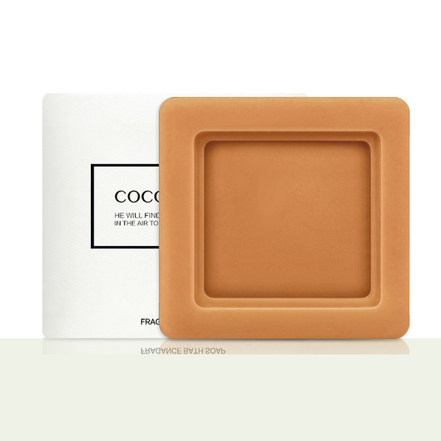 High quality perfume Handmade soap male women whitening moisturizing oil control deep cleansing facial bath soap #842