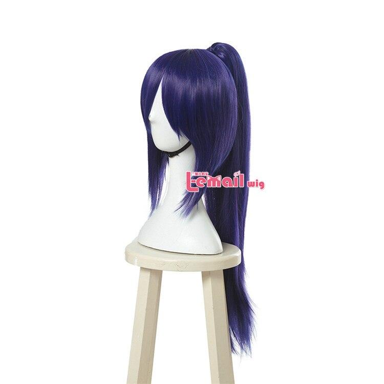 peruca de cabelo sintético perucas cosplay