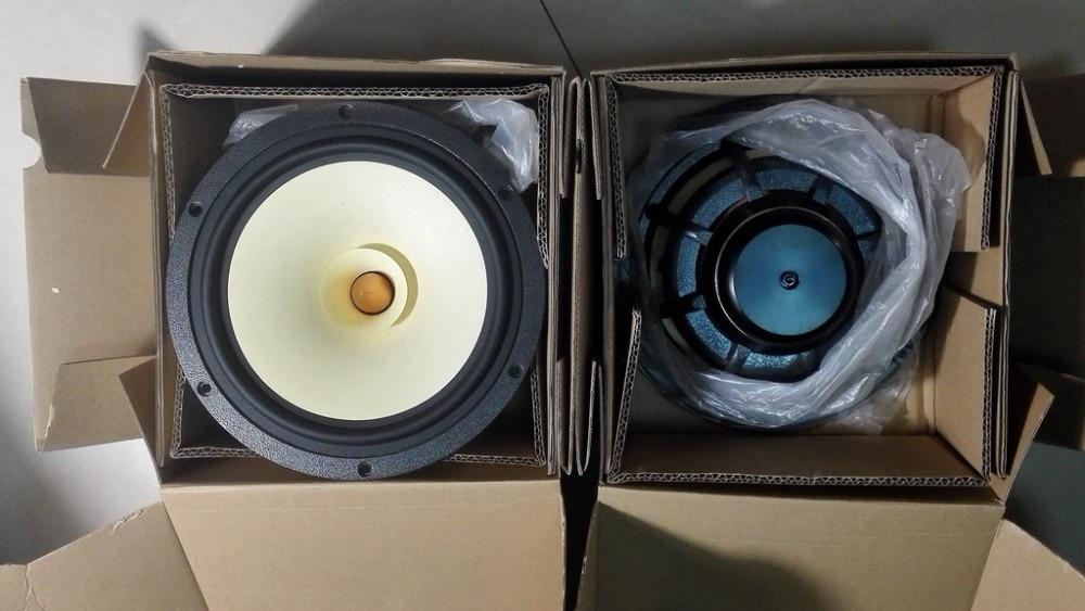 Paire Melo david davidlouis audio HiEND 8nch large bande haut-parleur tube sons 97db neo aimant PK lowther