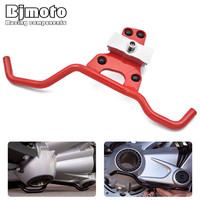 BJMOTO Motorcycle Rear Fork Protection Bar For BMW R 1200GS LC 2013 2018 R 1200 ADV