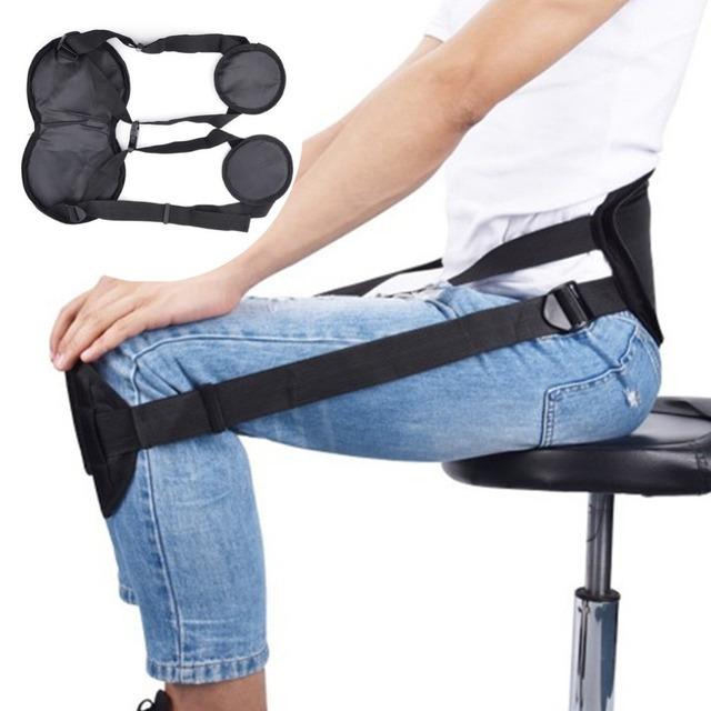Lower Back Support Belt Pad