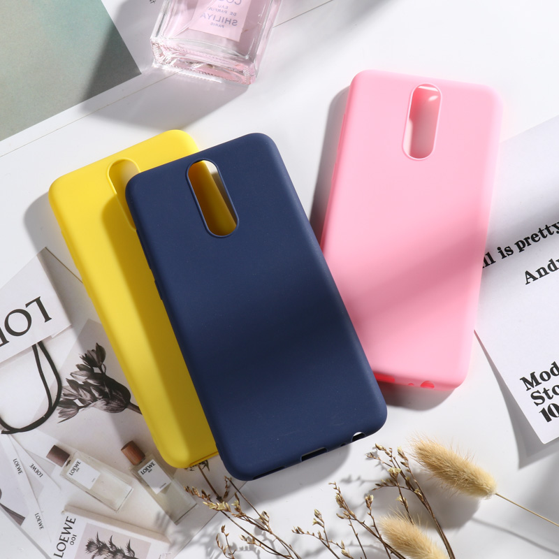 Case For Huawei Mate 10 Lite Cases Soft Silicone Candy Cover for Pro /Mate