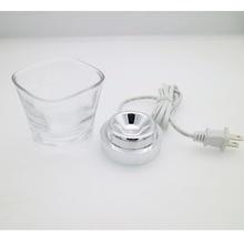 Для зубной щетки Philips Sonicare HX9100 зарядное устройство база+ стеклянная чашка для алмазного dclean HX9340 HX9350 HX9360 HX9342 HX9382 HX9302 HX9350