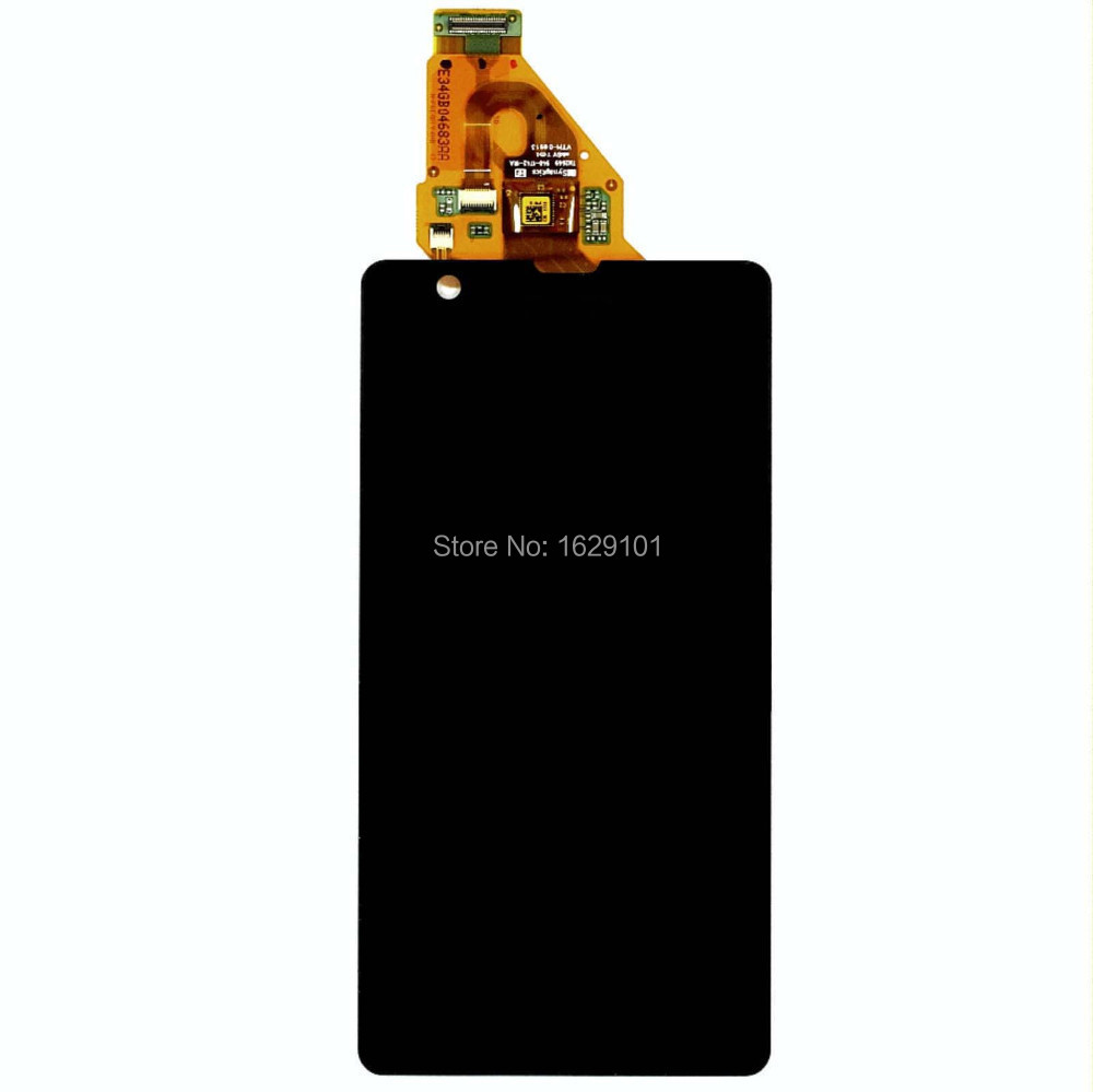 TOP Quality Full LCD Display Touch Screen Digitizer Assembly For Sony Xperia ZR M36H C5502 C5503 Repair Parts Free shipping