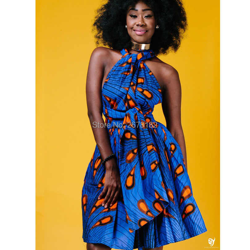 Robe Africaine African Dresses 2018 Bazin Riche For Women Special Offer Polyester Africa New Printing Clothes