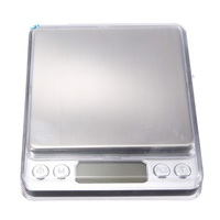 500g X 0 01g Digital Pocket Scale Jewelry Weight Electronic Balance G Oz Ct Gn Precision