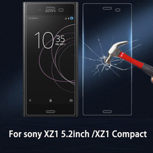 Screen protector for Sony Xperia XZ1 G8342 5.2' Glass Film H