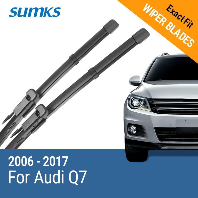 SUMKS Wiper Blades for Audi Q7 26