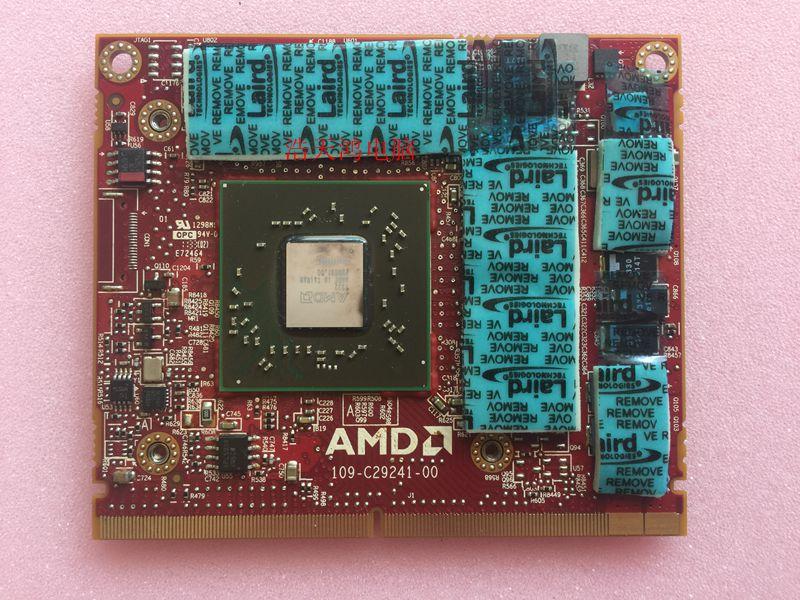 Kai-full HD6770M HD 6770M M5950 216-0810001 DDR5 1GB MXM A VGA Видеокарта для D e L M4600 M5950 6700M CN-0P4R8T