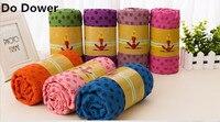 Fashion Fitness Exercise Yoga Pilates Mat Cover Towel Blanket Sports Towel Yoga Blankets Beach Towel Anti