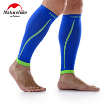 Naturehike 3 Colors Men Women Knee Set Leg Muscle Protection Cycling Leg Warmers Leg Sleeves Running Sport Legwarmers NH17H003-M(China)