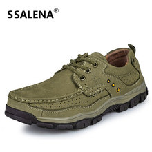 Men Genuine Leather Casual Shoes Top Quality New Design Flats Men Wedding Working Party Shoes AA20540