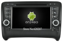 S160 Android 4 4 4 CAR DVD player FOR AUDI TT 2006 2014 car audio stereo