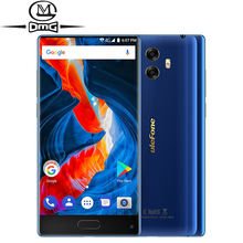 "Ulefone Mix MTK6750 Octa-core 4G Smartphone Android 7.0 13MP Dual Rückfahrkamera Handy 5,5 ""4 GB + 64 GB Fingerabdruck handys"