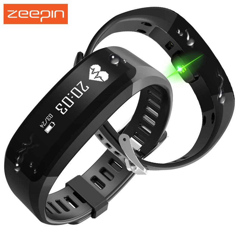 Smart Bracelet Band Fitness H28 Bluetooth Wristband Heart Rate Monitor Call Remi