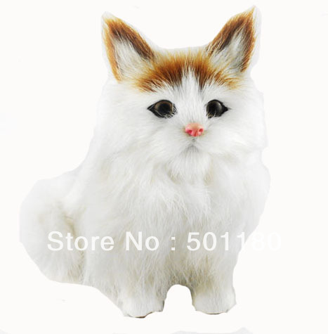 free shipping decorative cats  lucky cat  handmade cat