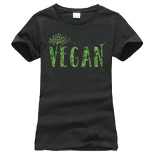 "Cool ""Vegan"" logo women's shirt / girlie in several colors"