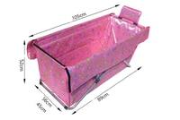 Folding Portable Bathtub Inflatable Padded Bathtub For Adult Foldable Bath Tub Children's Safety Bathtub Non Inflatable
