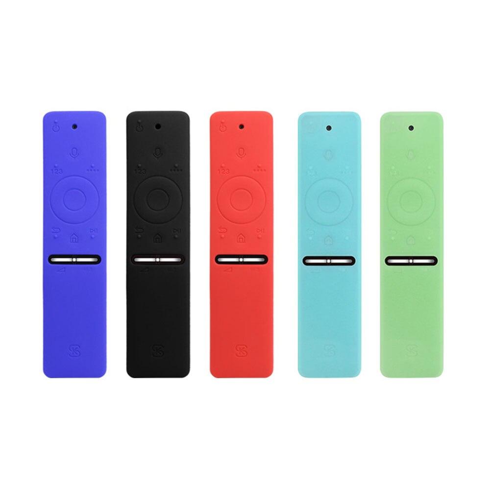 Remote Case Silicone For Samsung Smart TV Voice Version Remote