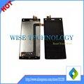 Для Fly FS452 ЖК-Экран + Сенсорный Экран Планшета Ассамблея Высокое Качество Черный Белый Цвет Мобильный телефон Lcd Бесплатно доставка