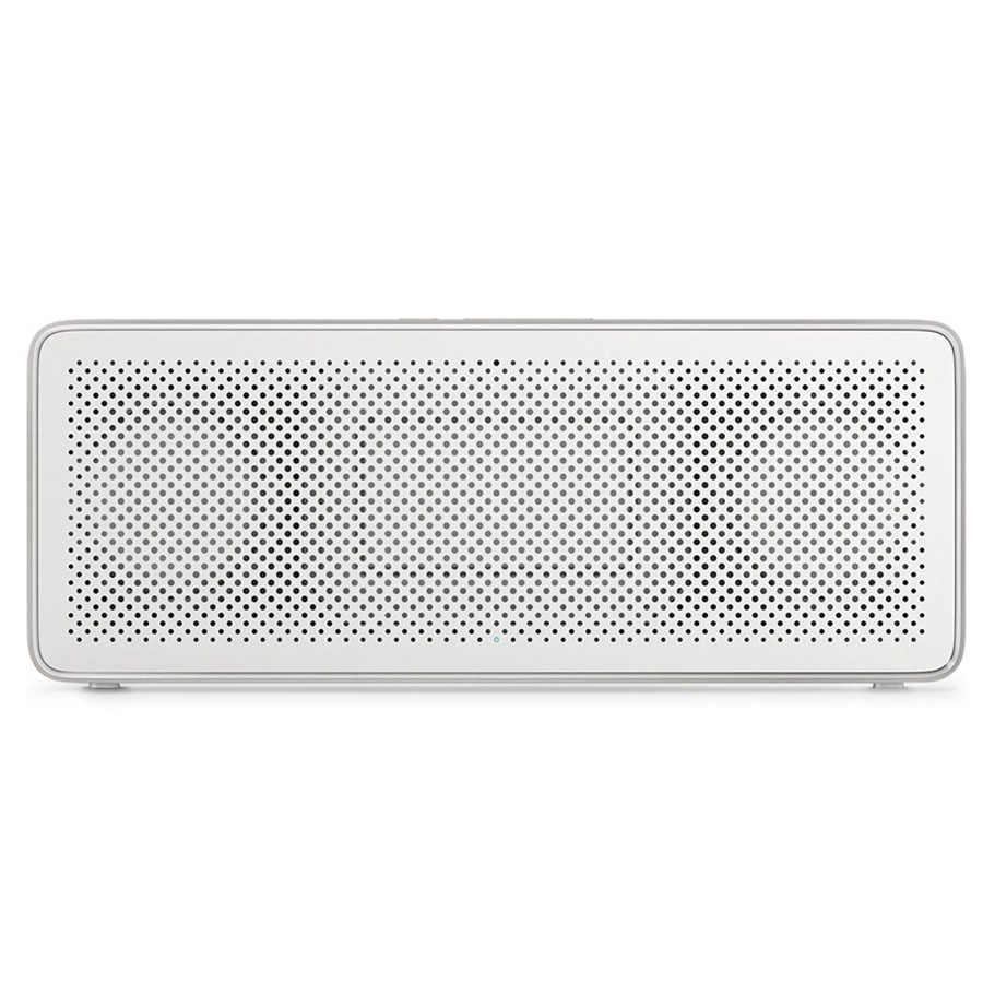 Оригинальный Xiaomi Динамик пенал Xiaomi Bluetooth 4,2 Динамик 2 квадратных стерео HD качество звука Портативный Беспроводной Bluetooth