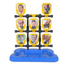 2016 Classic Toy Gun Target Accessories for Water Gun Practice Shooting Target Family Entertainment Toy Speelgoed