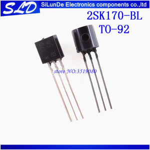 Image 2 - 20pcs/lot 2SK170 2SK170BL 2SK170 BL K170  TO 92  new and original In Stock