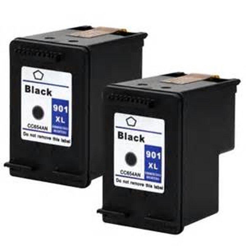 Касета с мастило einkshop 901 901XL черен за HP 901xl за принтер HP Officejet 4500 J4525 J4540 J4550 J4580 J4585 J4680