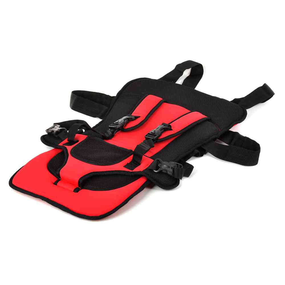 Seat Pad Child Multi-functional Portable Car Safety Harness Pad Seat Cover Cushion